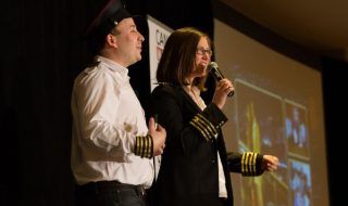 Fraser Paterson & Nadine Shemilt at Canada Marketing Summit