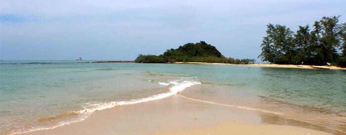 Choeng Mon Beach, Koh Samui Thailand