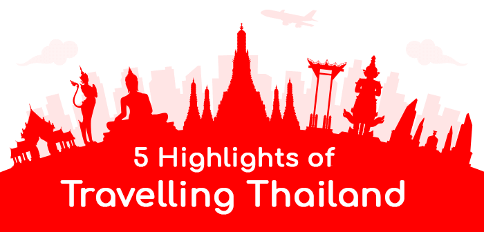 5 Highlights of Travelling Thailand by Laptop Warriors