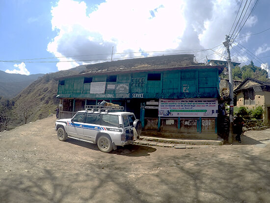 TIMS - Trekking Information Management System Checkpoint