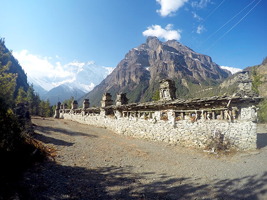 Trek the Annapurna Circuit in 13 days with our Initerary