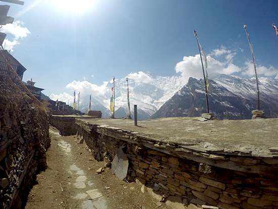 Annapurna Circuit Trekking is rated one of the top treks in the world