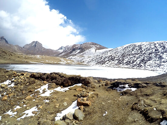 Ice Lake Acclimatization Trekking