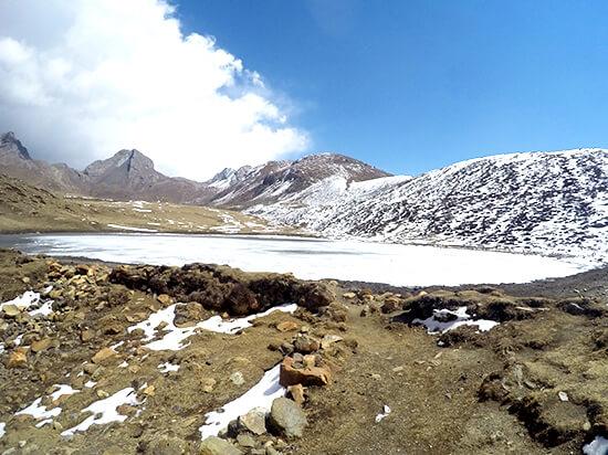 Ice Lake Acclimatization Trekking