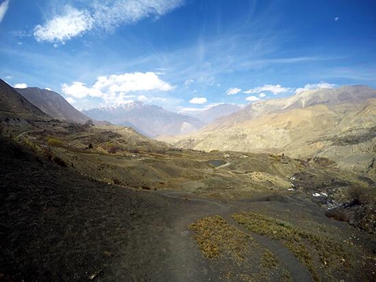 Mutikinah Valley in Nepal