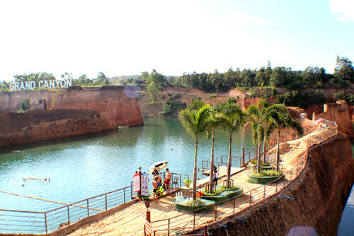Grand Canyon waterpark in Chiang Mai