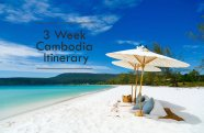 3 week Cambodia Itinerary by Laptop Warriors