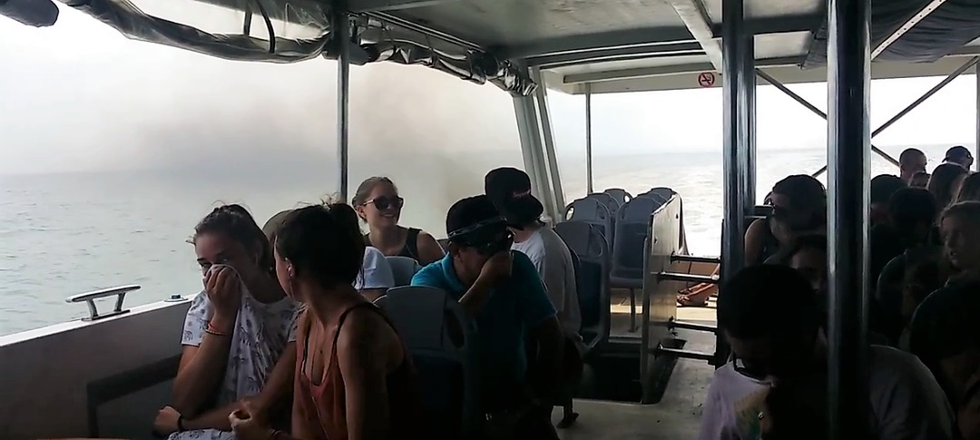 Speed Ferry Cambodia Review