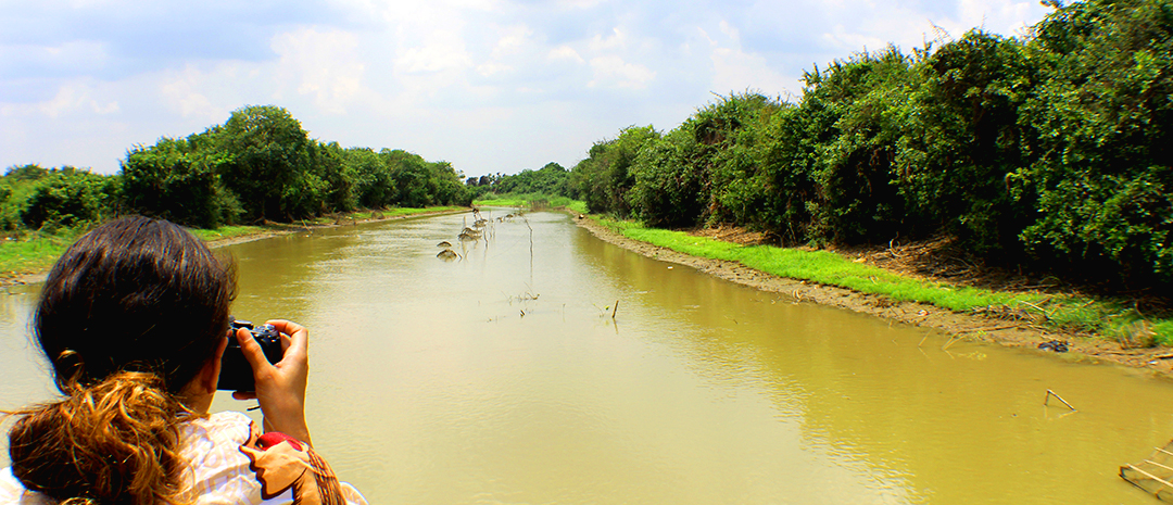 River Boat ride from Siem Reap to Battambang