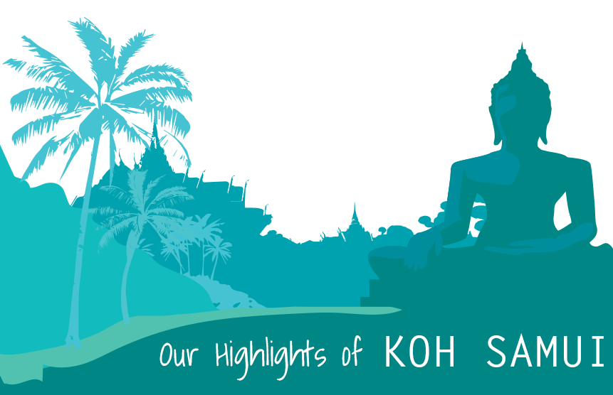 Highlights of Koh Samui Thailand