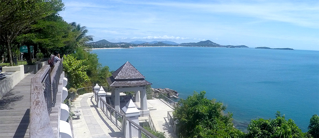 Koh Samui Island in Thailand