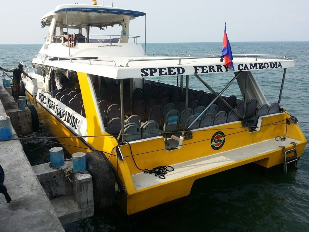 Speed Ferry Cambodia | Ferry from Sihanoukville to Koh Rong