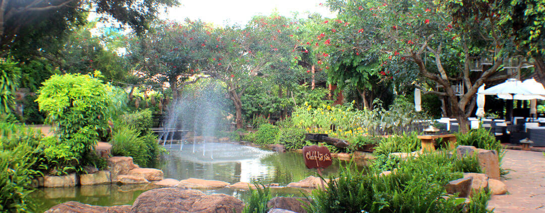Coffee Village Resort in Boun Ma Thout