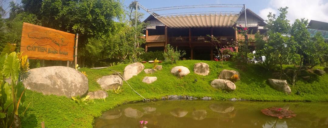 Cat Tien Jungle Lodge Accommodation