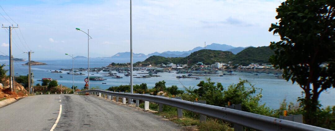 Coastal Route from Phan Rang to Nha Trang