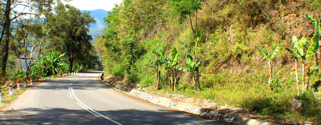 Motorbike from Dalat to Phan Rang