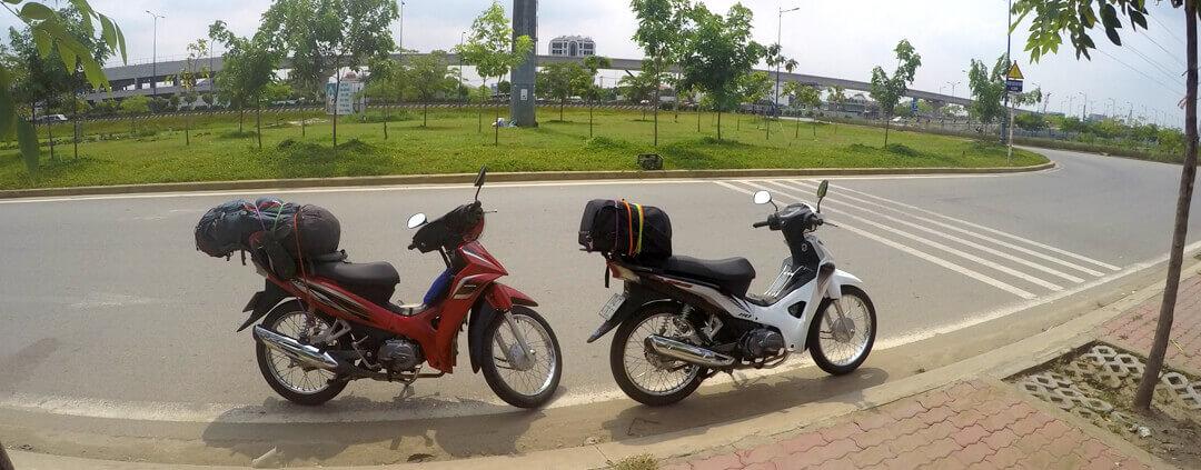 Motorbike Ho Chi Minh