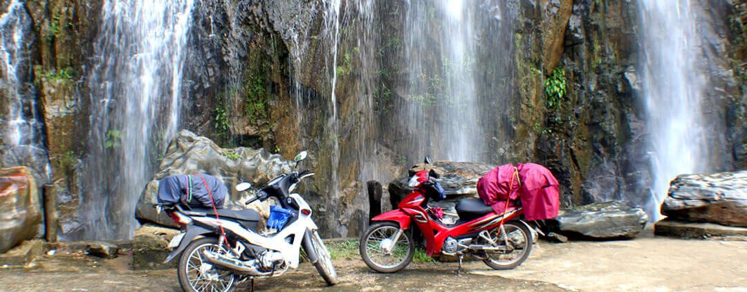Kham Duc Waterfall