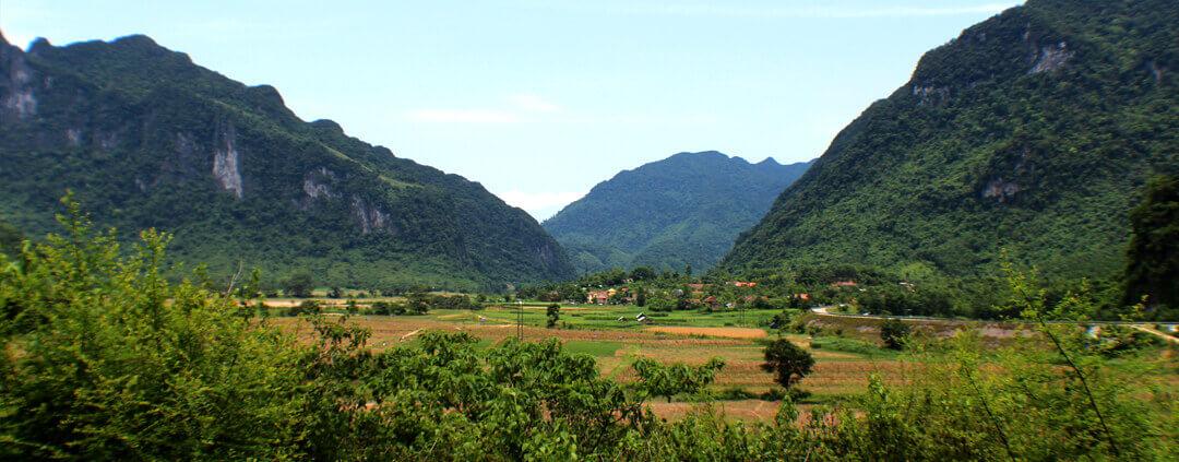 Khe Sanh to Phong Nha