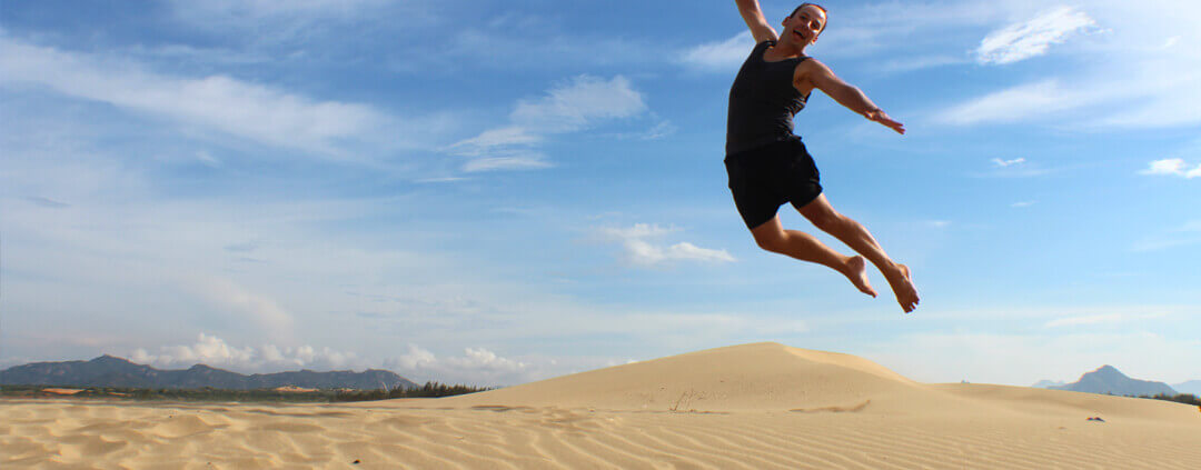 Phan Rang Sand Dunes