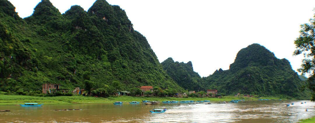 Phong Nha River