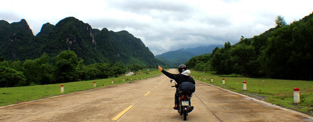 Phong Nha to Pho Chau