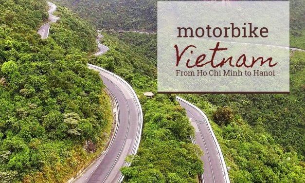 Vietnam Motorbike Routes – Motorbiking from Ho Chi Minh To Hanoi